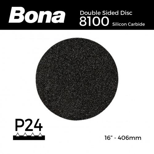 "P24 - Bona - Double Sided Disc - (8100) - 407mm - 16"""