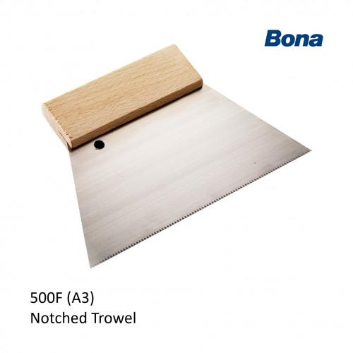 Bona - Adhesive Trowel - A3