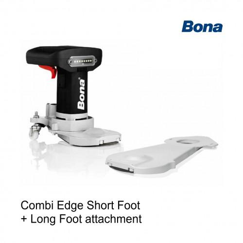 "Bona - Combi Edge - 150mm - 6"" Disc Edge Sanding Machine Package - 1.15kW - including Short Foot 125mm + Long Foot  330mm"