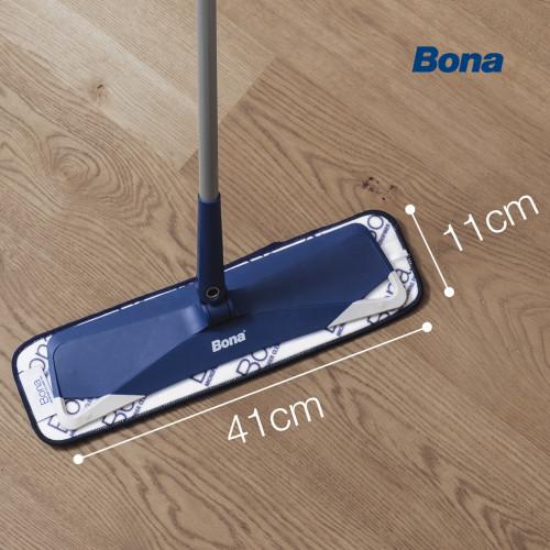 Bona - Floor Mop - Premium Microfibre - Telescopic Handle