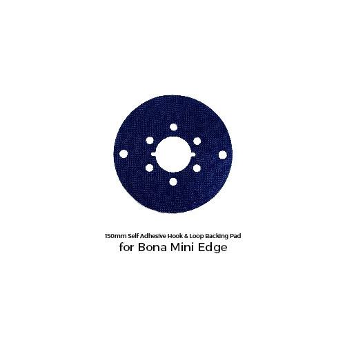 Bona - Mini Edge - Self Adhesive Hook & Loop Backing Pad - 150mm