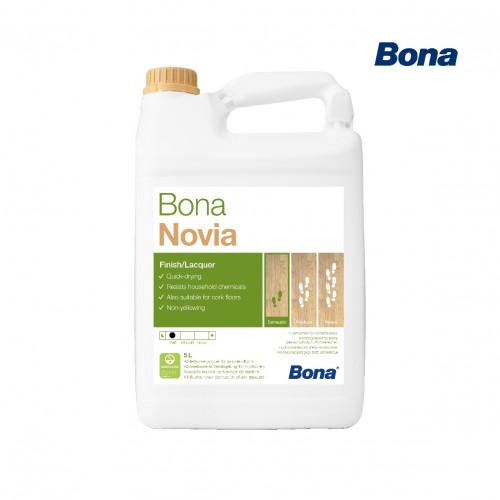 5ltr: Bona - Novia - Matt - 1K Water Based Lacquer
