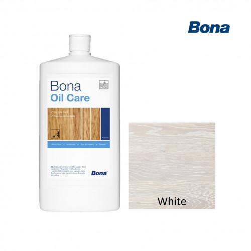 1ltr: Bona - Oil Care W - White