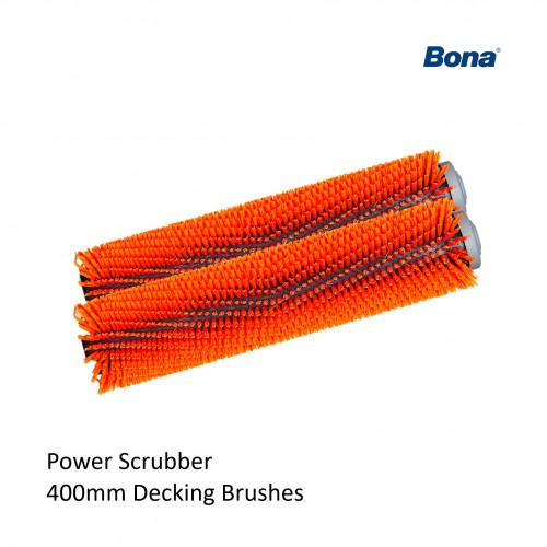 Bona - Power Scrubber - Orange Brush Attachment - (priced each, 2 required)