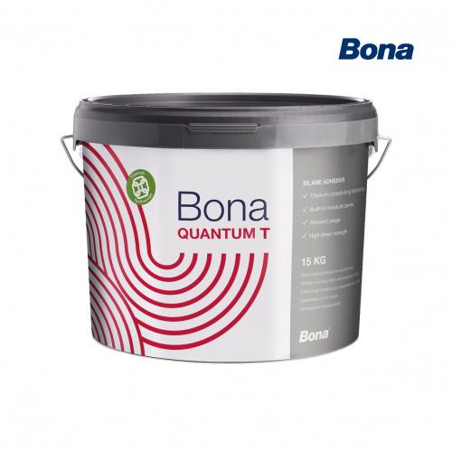 15kg: Bona - Quantum T - Reactive Silane Based Adhesive - (thicker viscosity than standard Quantum)