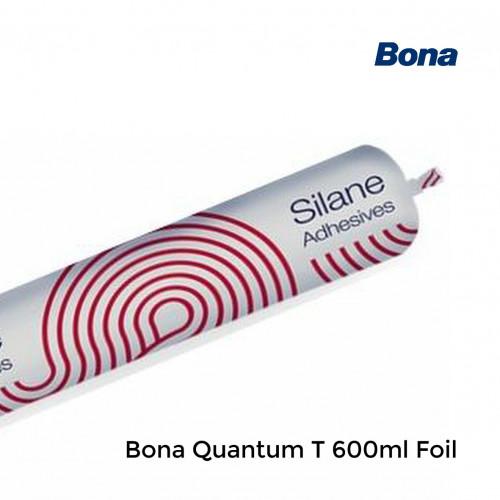600ml: Bona - Quantum T - Foil Sausage - Reactive Silane Based Adhesive - (1kg)