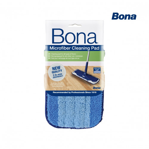 Bona - Replacement Cleaning Pad - For Bona Spray Mop