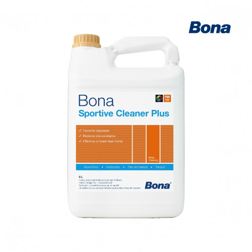 5ltr: Bona - Sportive - Cleaner Plus