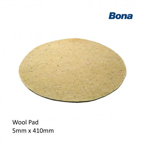 "Bona - Wool Pad - 407mm - 16"""