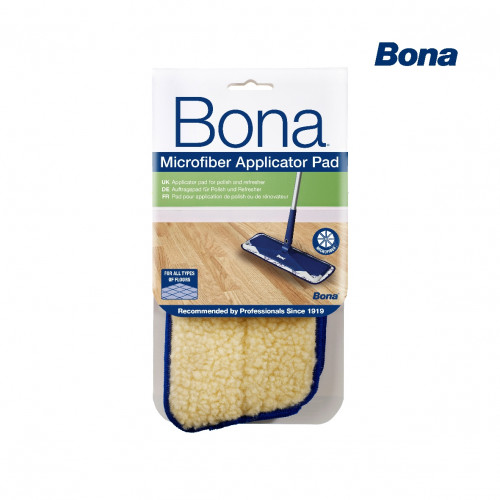 Bona - Applicator Pad - Beige - For Use With Refresher