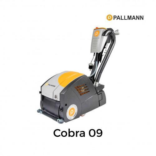 Pallmann - Cobra 09 - Machine 200mm