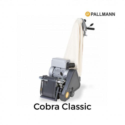 """Pallmann - Cobra Classic - Endless Belt Sanding Machine - 8""""/200mm"""