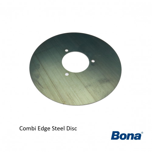 Bona - Combi Edge - Steel Disc - 150mm - for use with Self Adhesive Backing Pad