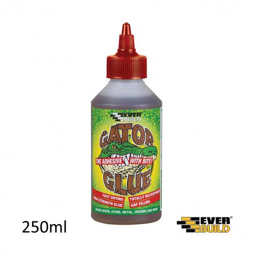 250ml Bottle: Everbuild Gator Glue Product Code