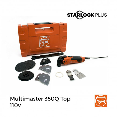 Fein - Multimaster 350QSL - Top - Starlock Plus - 110v