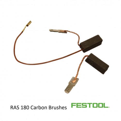 Festool - RAS 180 - Carbon Brush Pair