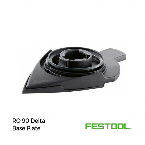 Festool - Delta Base Plate for Stickfix Sanding Pad - Fits Rotex RO 90 -  (496802)