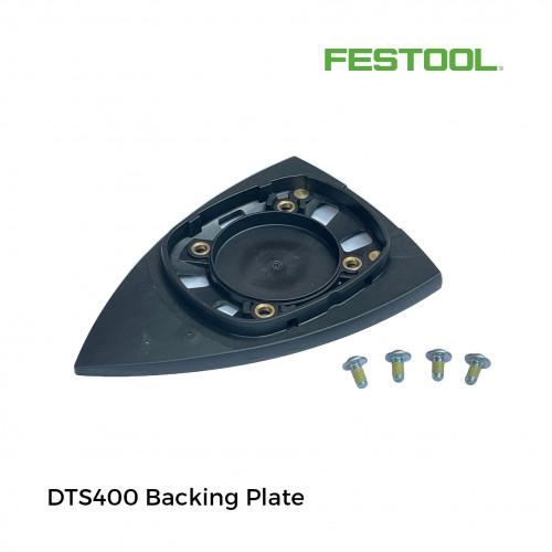 Festool - Base Plate - Triangular Backing Pad - Fits - DTS 400