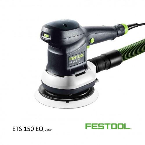 """Festool - ETS150/5 - Random Orbit Sander 150mm - 6"""" - 240v"""