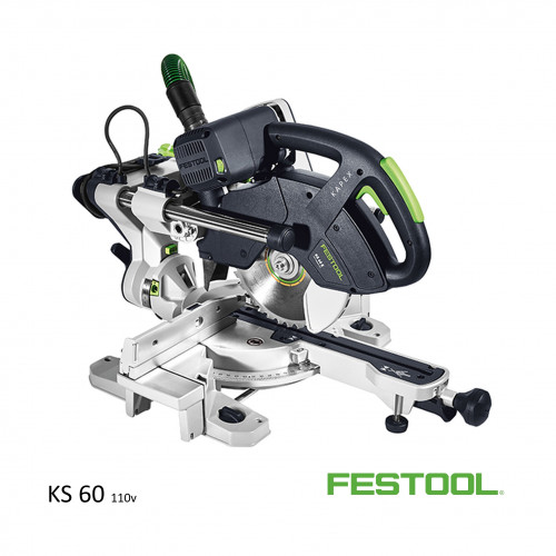 Festool - Kapex Saw - KS60 E-SET - GB - 110v