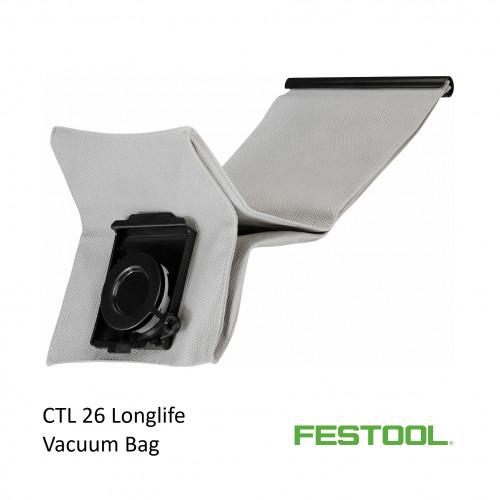 Festool - Longlife Bag - for Festool CTL 26 Vacuum (496120)