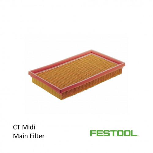Festool - Main Filter - for HF / CT Midi / Mini Vac up to 2018