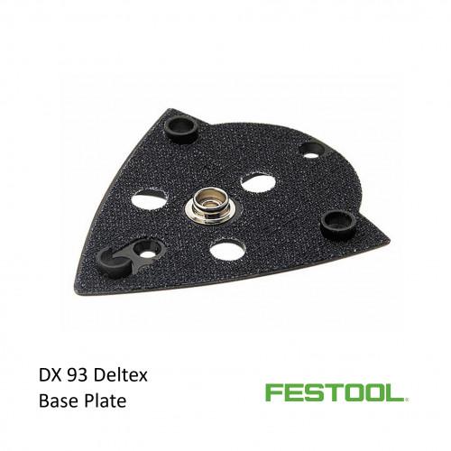 Festool - Base Plate - Fits Deltex DX 93 - (488717)