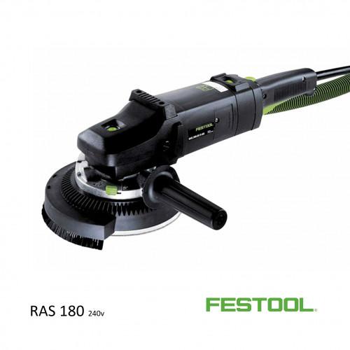 Festool - RAS 180 - Heavy Duty Sander - 240v