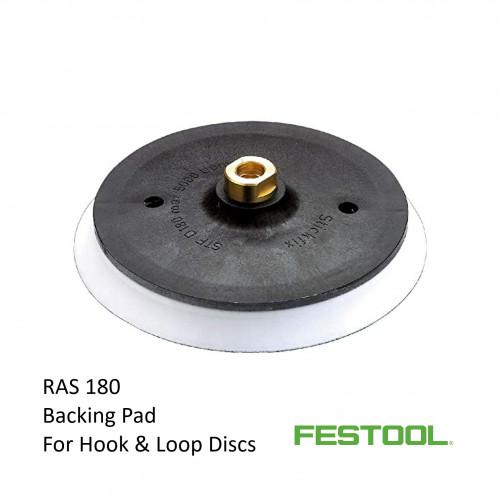 Festool - RAS 180 - Replacement Hook & Loop Pad (485253)