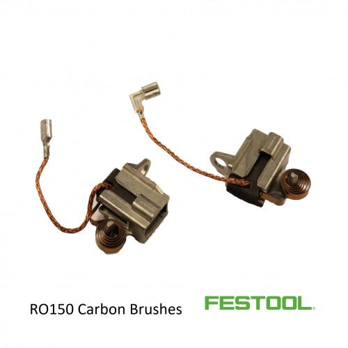 Festool - RO 150 - Carbon Brushes - 110v & 240v - (price per pair)