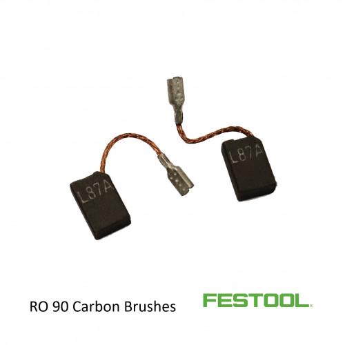Festool - RO 90/RO 125 - Carbon Brush - 230v - (price per pair)