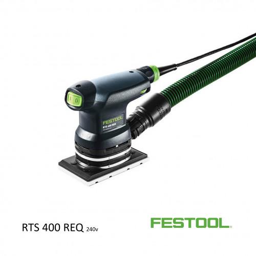 Festool - RTS400Q GB - Orbital Sander - 240v