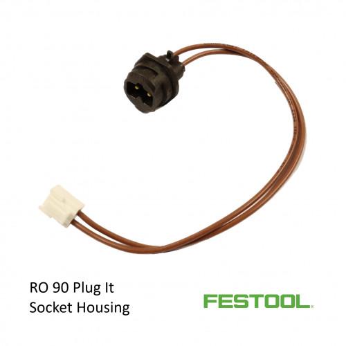 Festool - RO 90 - Plug it Socket Housing