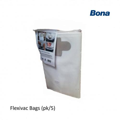 1pk: Bona - FlexiVac - Vac Bags - (5/pk)