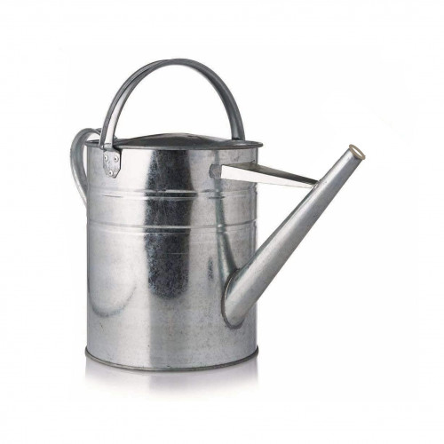 FS - Galvanised Watering Can - 10ltr