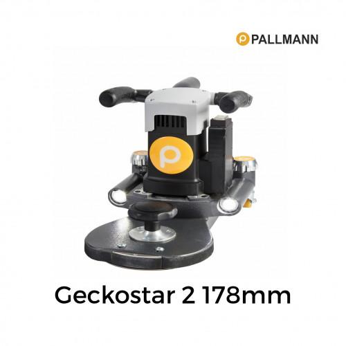 Pallmann - Gecko Star 2 - Short Edge Sander - 230v - 178mm