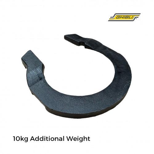 Ghibli - Buffer - Additional Weight - 10kg
