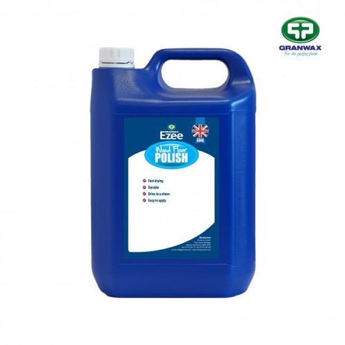 5ltr: Granwax - Ezee Polish - Semi-buffable wood floor polish