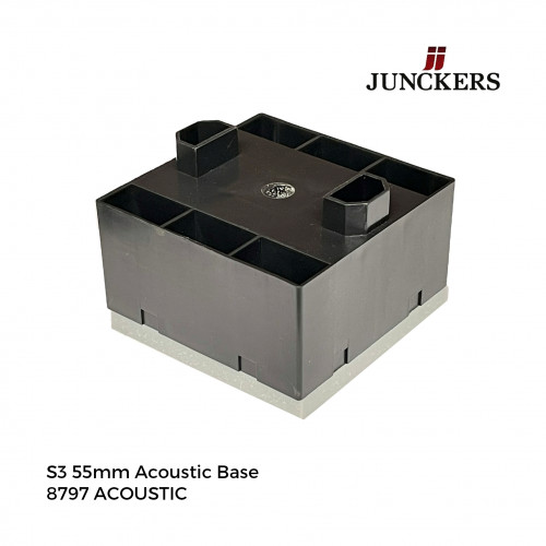 1pk: Junckers - New Era - UnoBat S3 Tower Base - Sports - 55mm - (210/pk)
