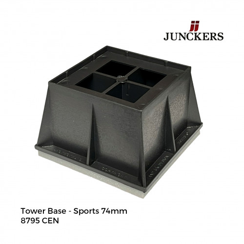 1pk: Junckers - New Era - UnoBat Tower Base - Sports - 74mm - (110/pk)