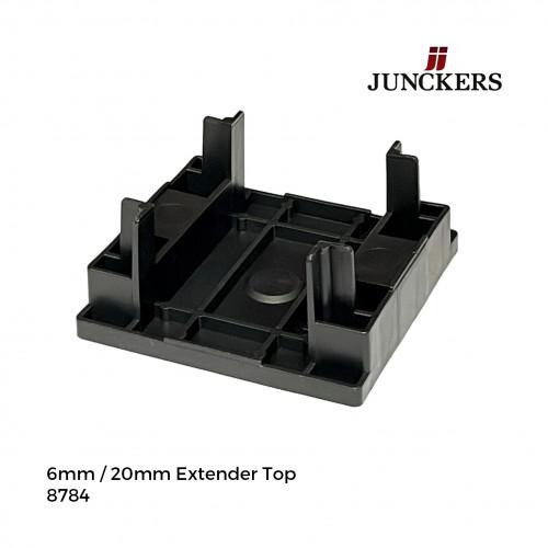 1pk: Junckers - New Era - Dual Top Extender Tops - 6/20 - (540/pk)