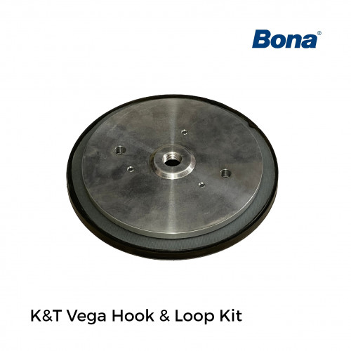 Kunzle & Tasin - Vega - Hook & Loop Backing Pad Adaptor Kit