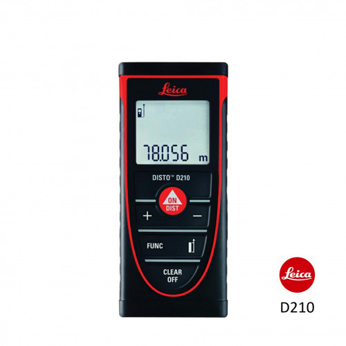 Leica - Disto D210 - Laser Measurement Tool