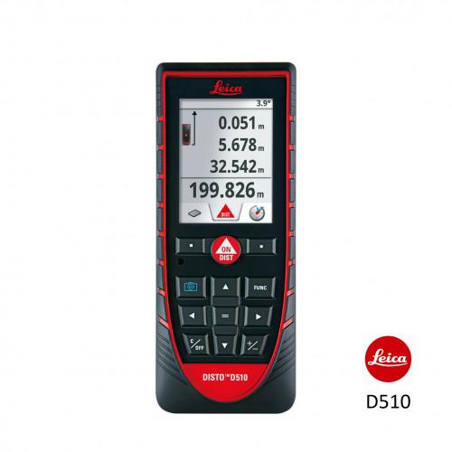 Leica - Disto D510 - Laser Measurement Tool