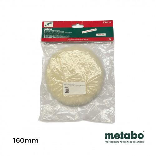 Metabo - SXE 450 - Polishing Bonnet - White