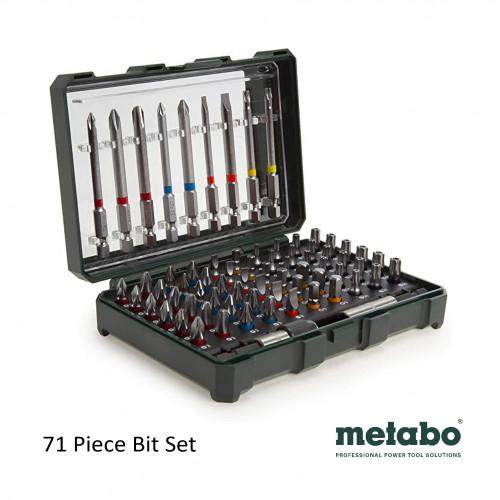 Metabo - Bit Set - 71 Piece