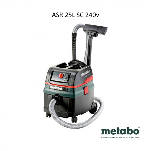 Metabo - ASR25L SC - Vacuum - 240V - 1200W (new model)