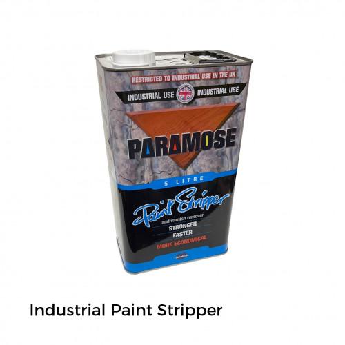 5ltr: Paramose - Original Solvent Based Stripper - LQ UN2810 - PGIII
