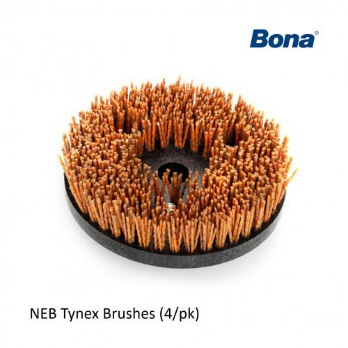 1pk: Bona - FlexiSand - NEB Tynex Brushes - Plastic - (4/pk)
