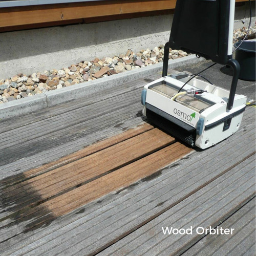 Osmo - Decking & Flooring Cleaning Machine Wood Orbiter *SPECIAL ORDER*